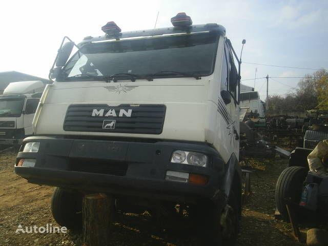 КПП ZF S6-36 для грузовика MAN 8.163