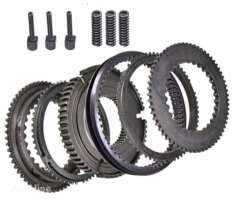 новая КПП ZF комплект синхронизаторов 16S181 16S221 16S251 1315298060 9553445 (1315298060) для грузовика