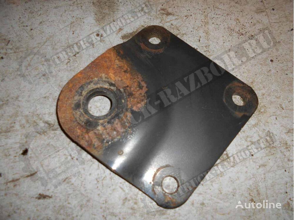 крепежные элементы кронштейн крепления передней рессоры (консоль) (81417200118) для тягача MAN