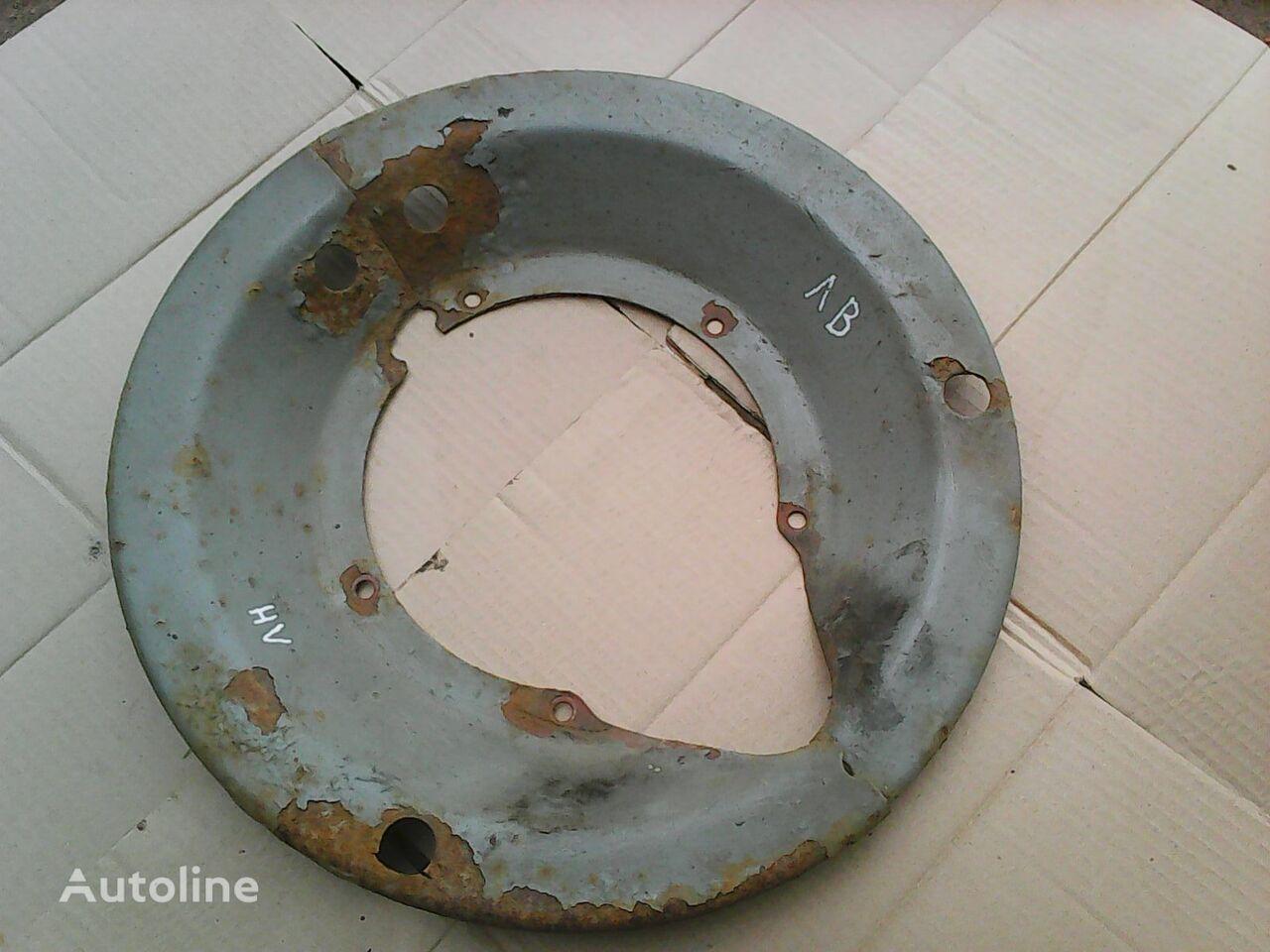 крепежные элементы Пыльник барабана тормозного. RLBM/RSM 8442 87-, RBM 8442 94- (пр для полуприцепа