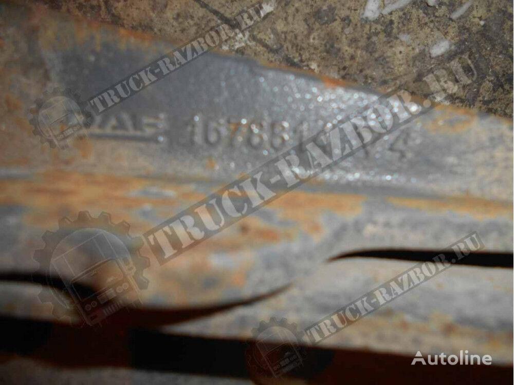 крепежные элементы DAF траверса рамы поперечная (1435712) для тягача DAF