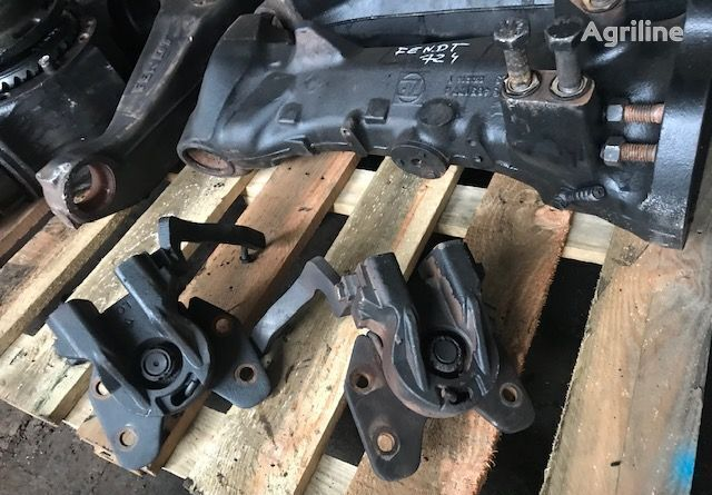 крепежные элементы Skrętny для трактора FENDT
