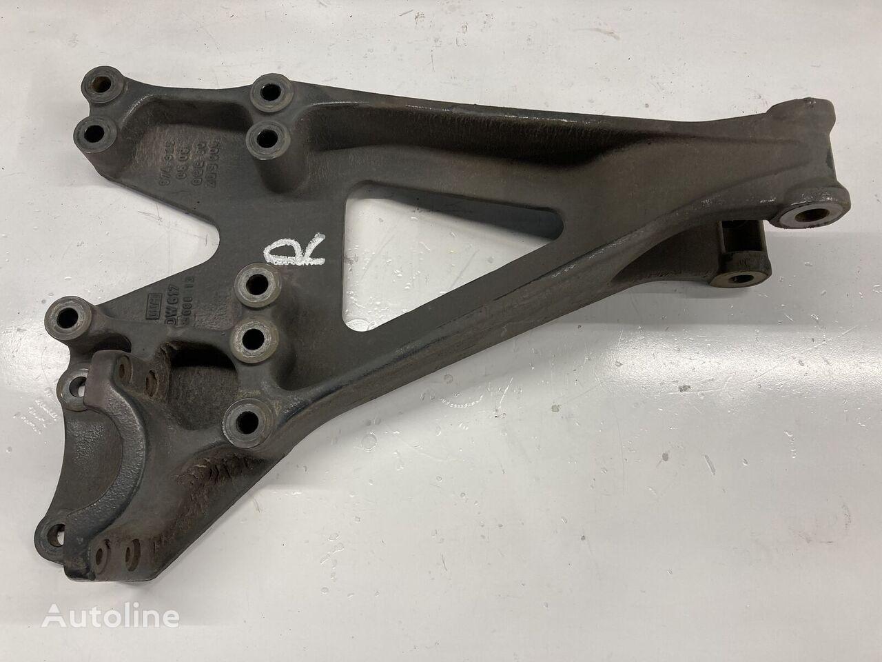 крепежные элементы MERCEDES-BENZ Steun rechts van achterasophanging для грузовика MERCEDES-BENZ Steun rechts van achterasophanging