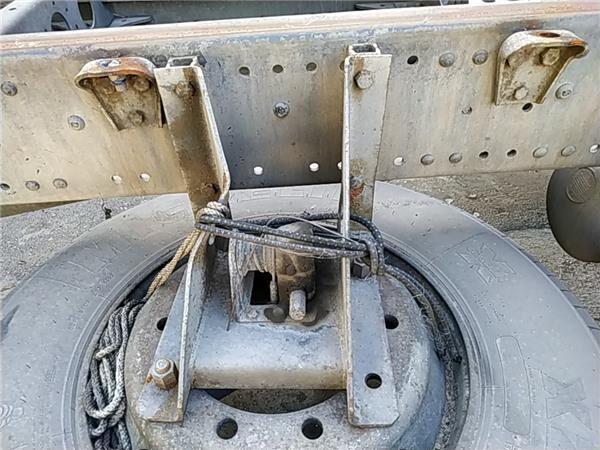 крепежные элементы Soporte Rueda Repuesto  Soporte Rueda Repuesto Mercedes-Benz Atego 2-Ejes 18 T /BM 950/2 для грузовика MERCEDES-BENZ Atego 2-Ejes 18 T /BM 950/2/4 1823 (4X2) OM 906 LA [6,4 Ltr. - 170 kW Diesel (OM 906 LA)]