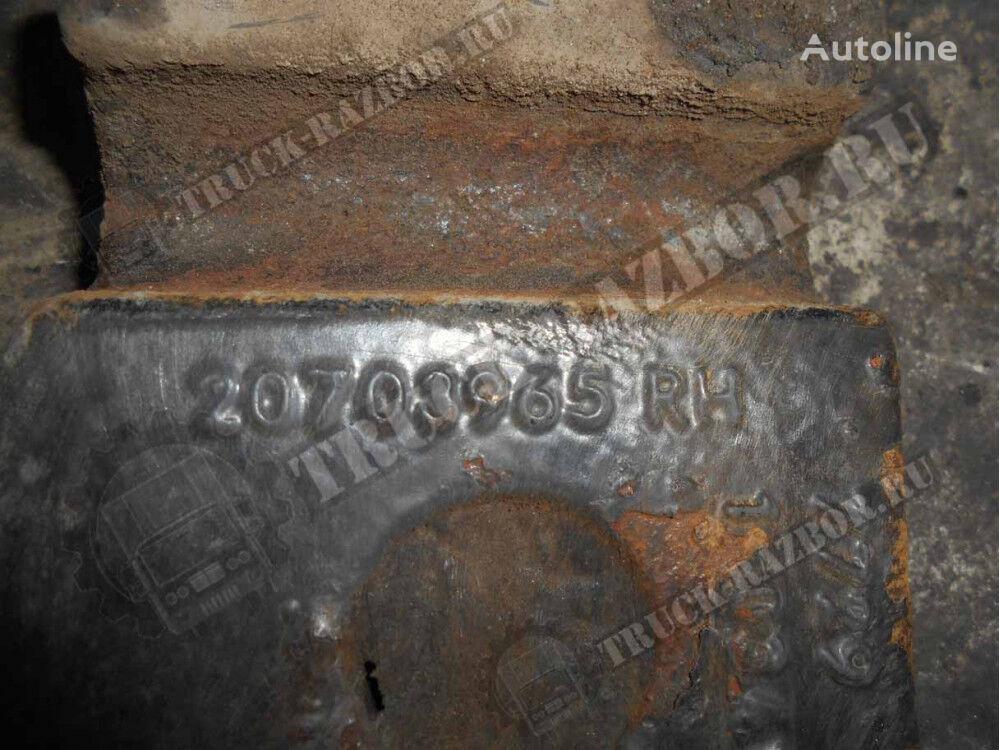крепежные элементы опора переднего амортизатора для тягача VOLVO НИЗ прав