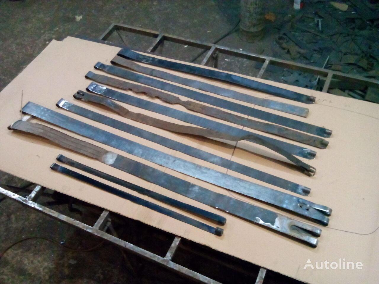 крепежные элементы VOLVO Ленты крепления топливного бака для грузовика VOLVO Renault Dxi
