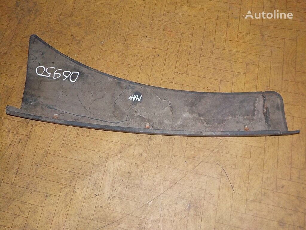 крыло Накладка переднего крыла RH для грузовика MAN
