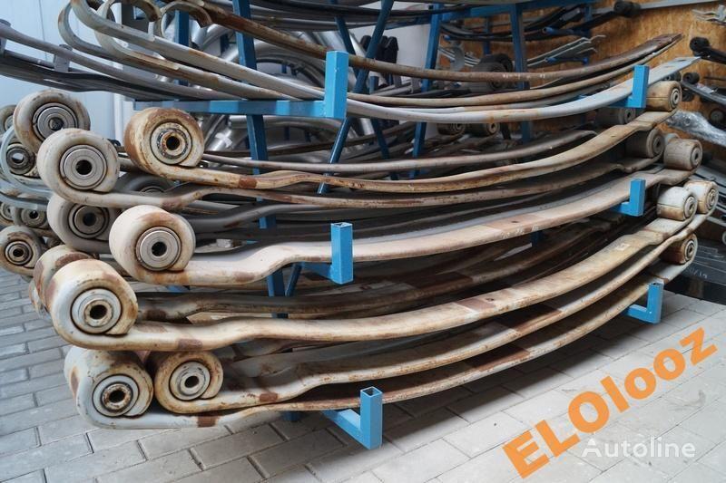 листовая рессора MAN для грузовика MAN Y PIÓRO MAN F2000 PRZÓD 900x900x90