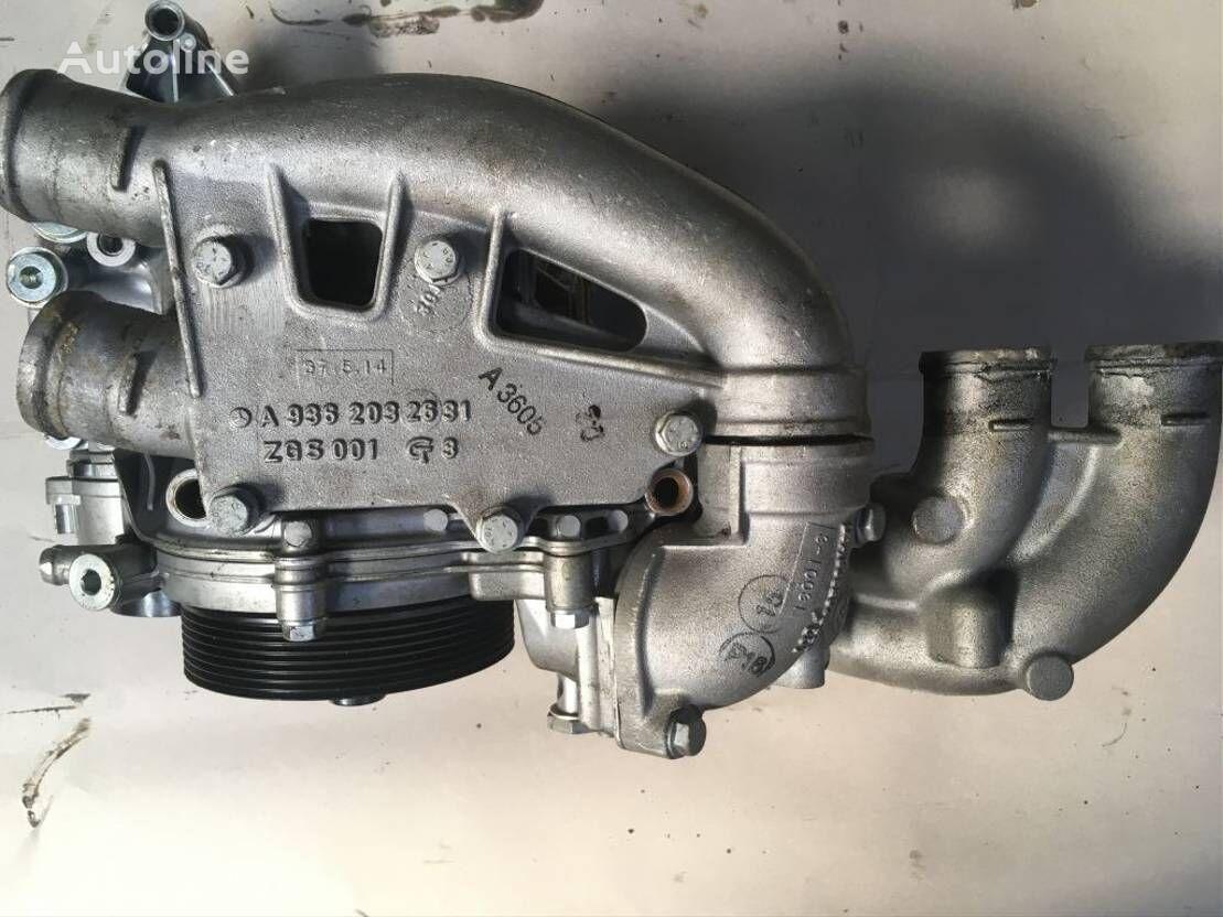 маслоохладитель MERCEDES-BENZ Modul (A9361803810) для грузовика