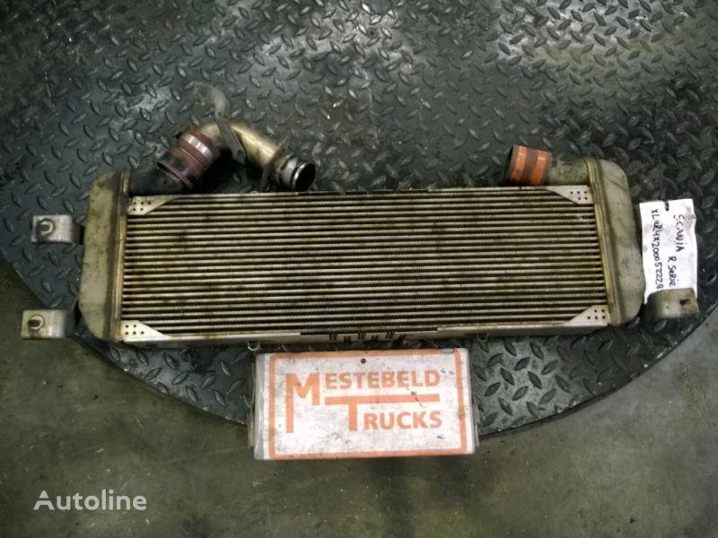 масляный радиатор двигателя для грузовика SCANIA R440