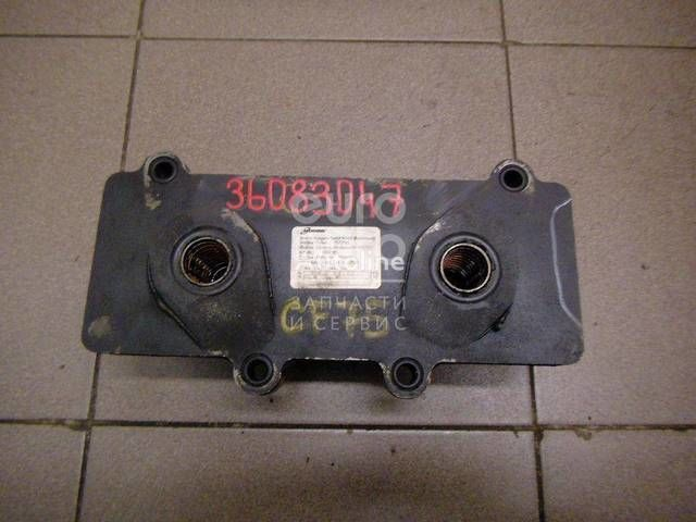 масляный радиатор двигателя для грузовика DAF CF 290 E-2