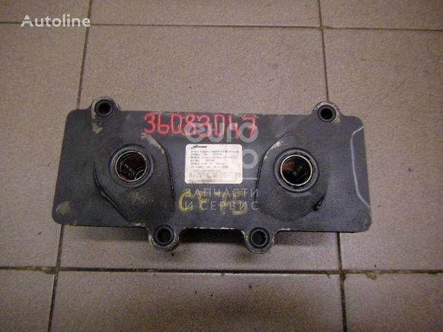 масляный радиатор двигателя DAF для грузовика DAF C/LF
