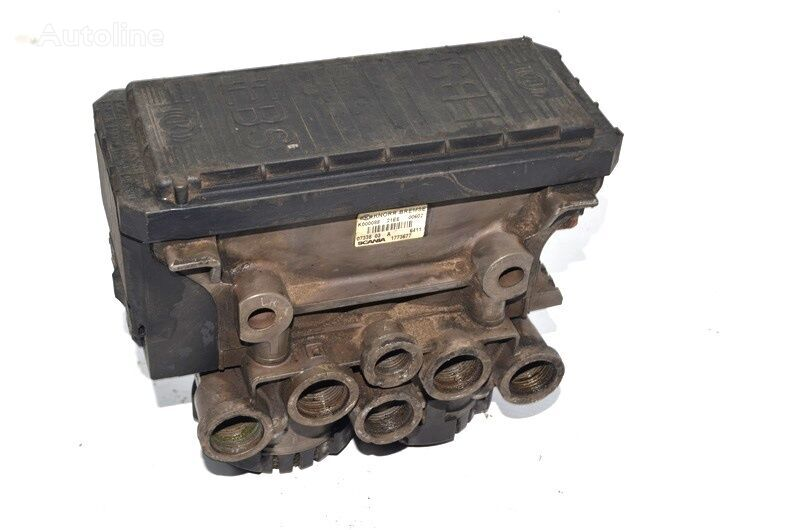 модулятор EBS KNORR-BREMSE (01.07-) для грузовика MAN TGX 18.440(2007-)
