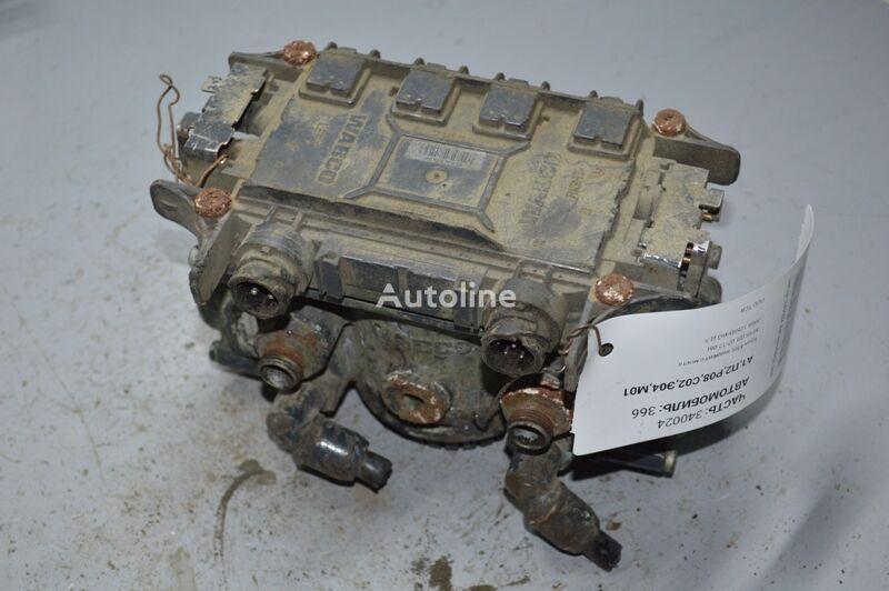 модулятор EBS WABCO Stralis (01.02-) (4801040050) для грузовика IVECO Stralis (2002-)