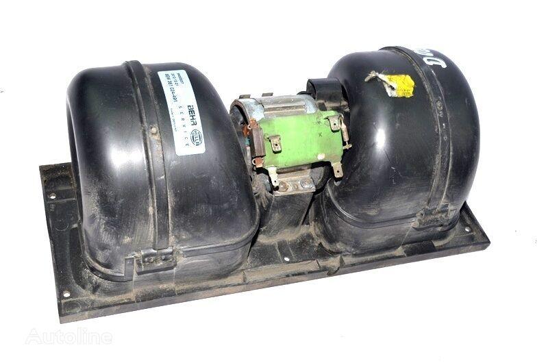 моторчик печки Вентилятор отопления салона (8EW351024491) для грузовика DAF XF95/XF105 (2001-)