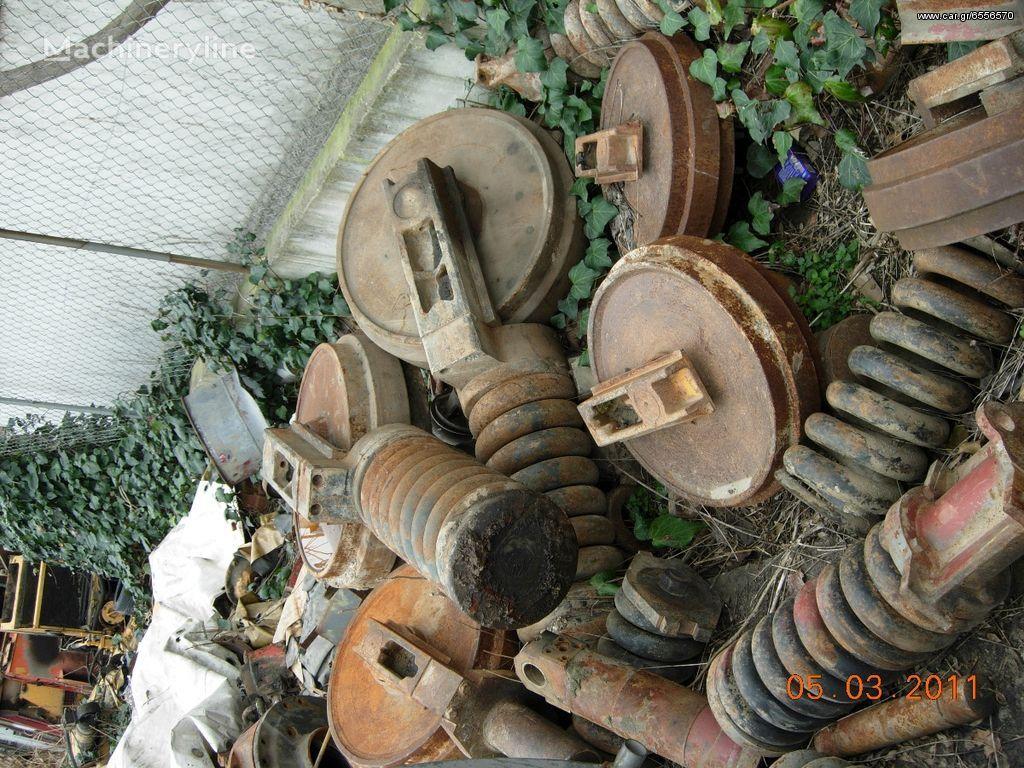 направляющее колесо Ράουλα, Σπροκεν, Τεμπέληδες, для грузовика