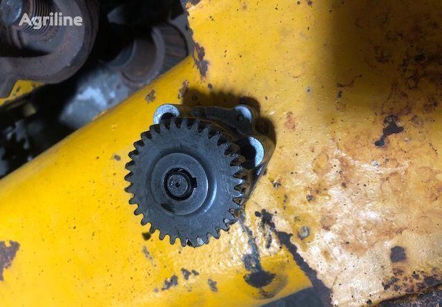 насос масляный для трактора KUBOTA