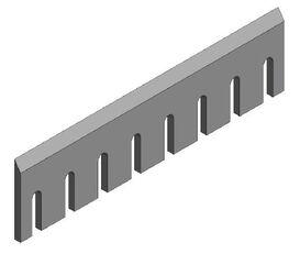нож CBI для дробилки древесины CBI