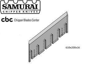 новый нож для дробилки древесины Pezzolato PTH