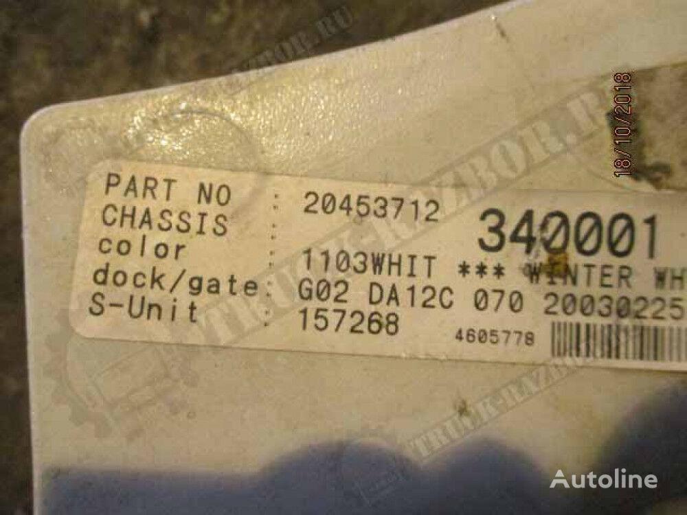 облицовка фары, R (20453712) для тягача VOLVO