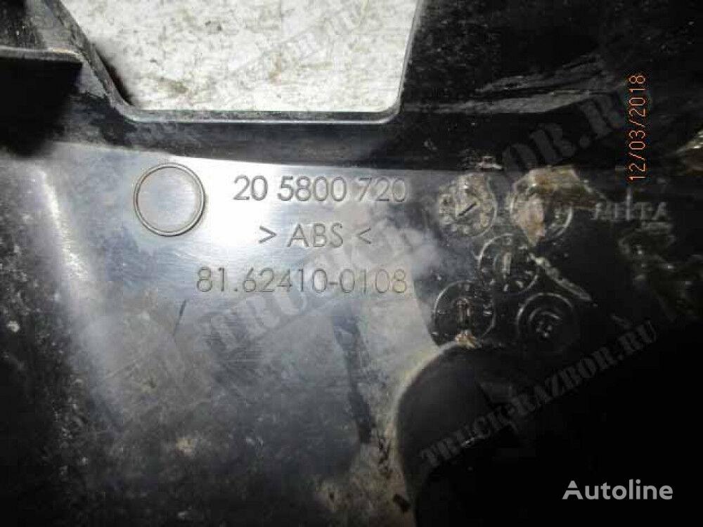 облицовка накладка зеркала, R (81624100108) для тягача MAN