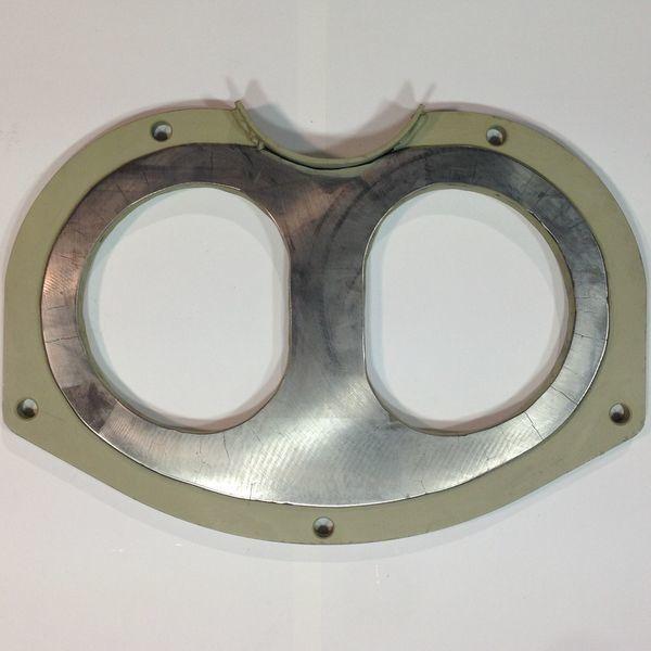 новая очковая плита PUTZMEISTER Германия для бетононасоса стационарного PUTZMEISTER BSA1005