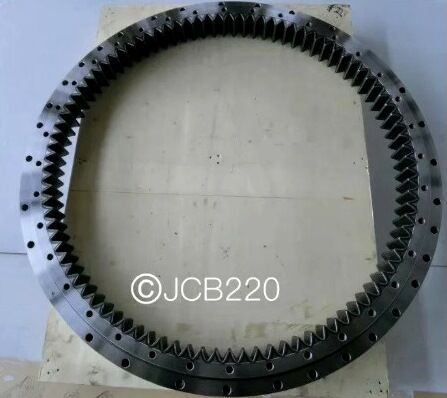 новое опорно-поворотное устройство для экскаватора JCB