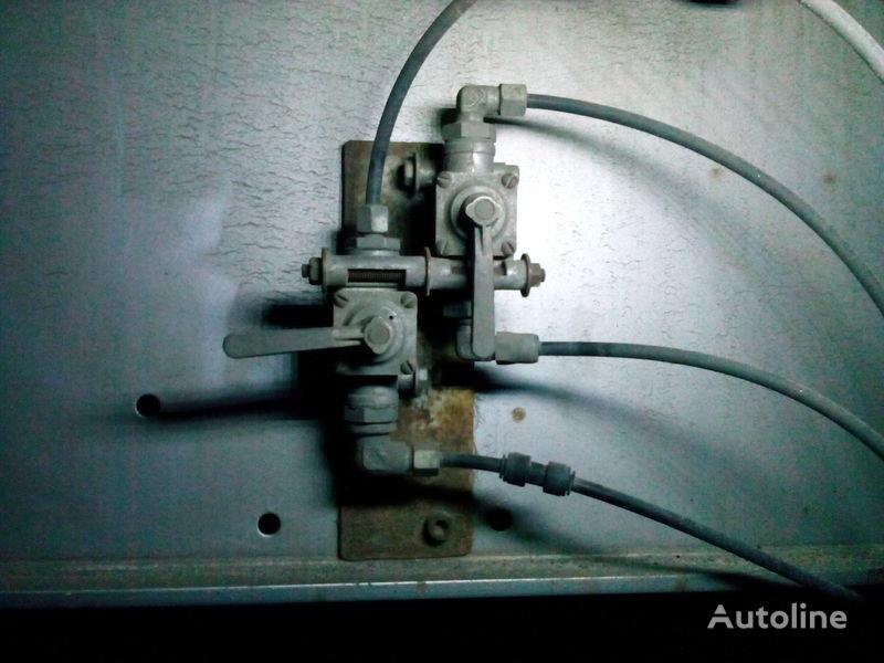 новая ось механизм подьема оси, подьемная ось для полуприцепа