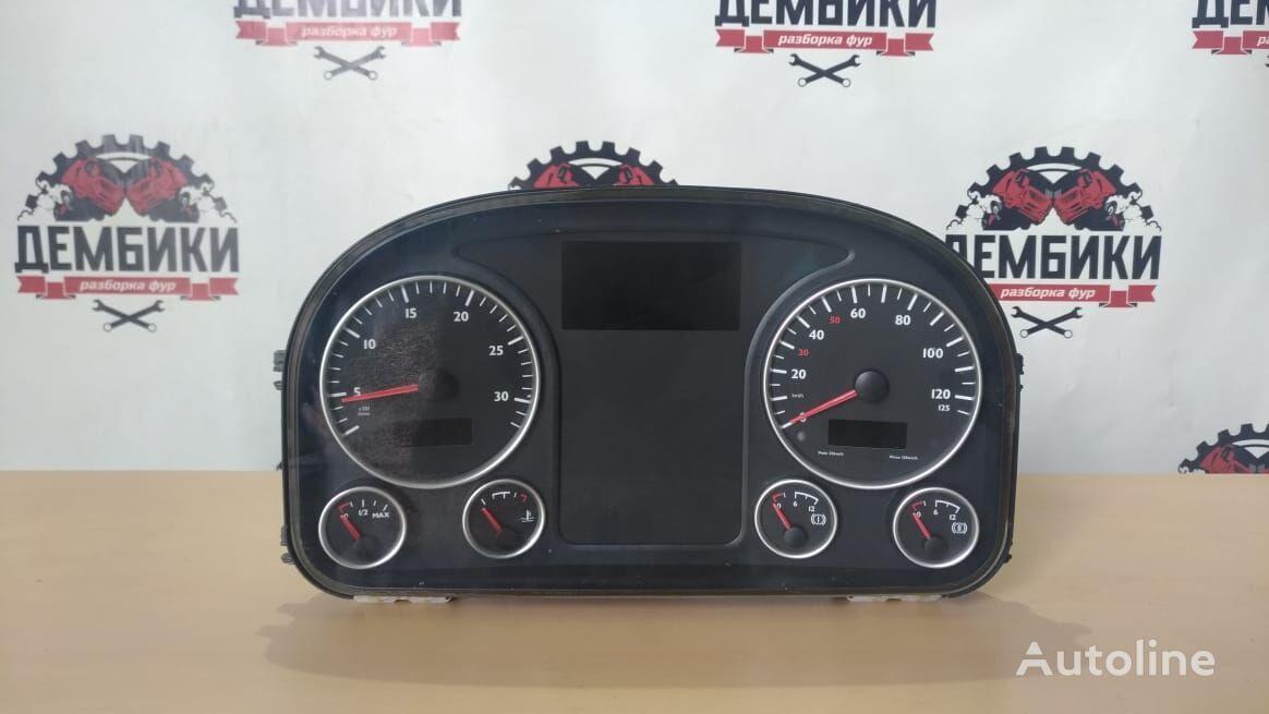 панель приборов (81272026258) для грузовика MAN TGX
