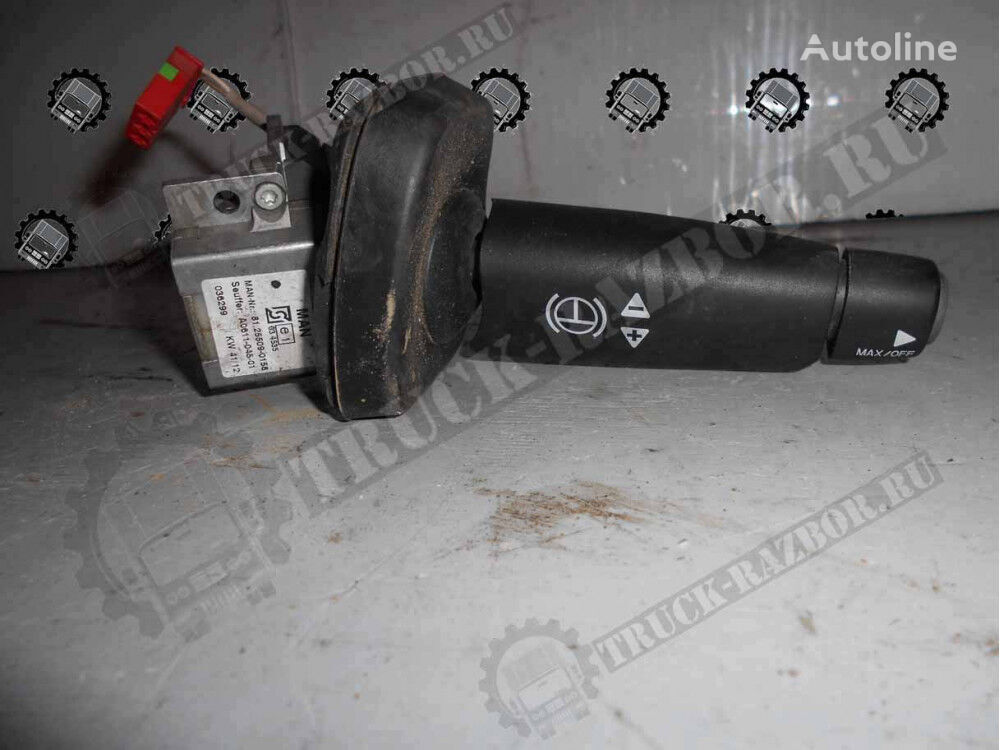 панель приборов MAN переключатель подрулевой, R (81255090158) для тягача MAN