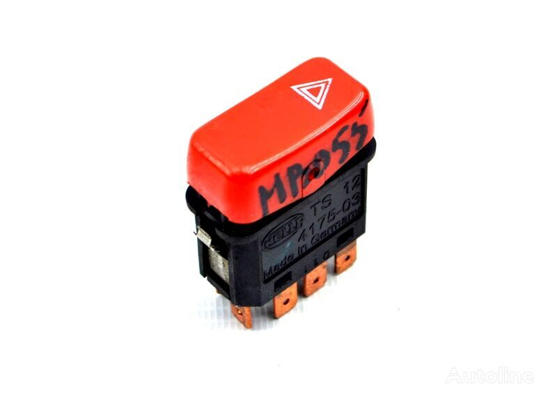 панель приборов MERCEDES-BENZ 1840 (01.04-) (A0075453824) для грузовика MERCEDES-BENZ Axor/Axor 2 (2001-2013)