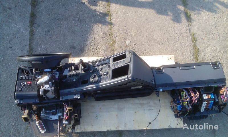панель приборов для тягача SCANIA R400 2010-2013