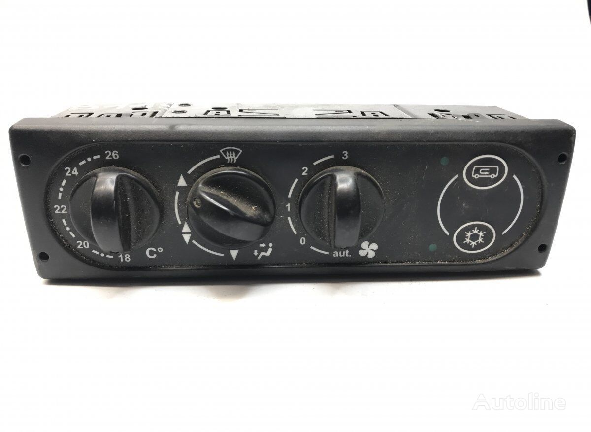 панель приборов Cabin Heater Switches Panel (70350344) для автобуса VOLVO B6/B7/B9/B10/B12/8500/8700/9700/9900 bus (1995-)