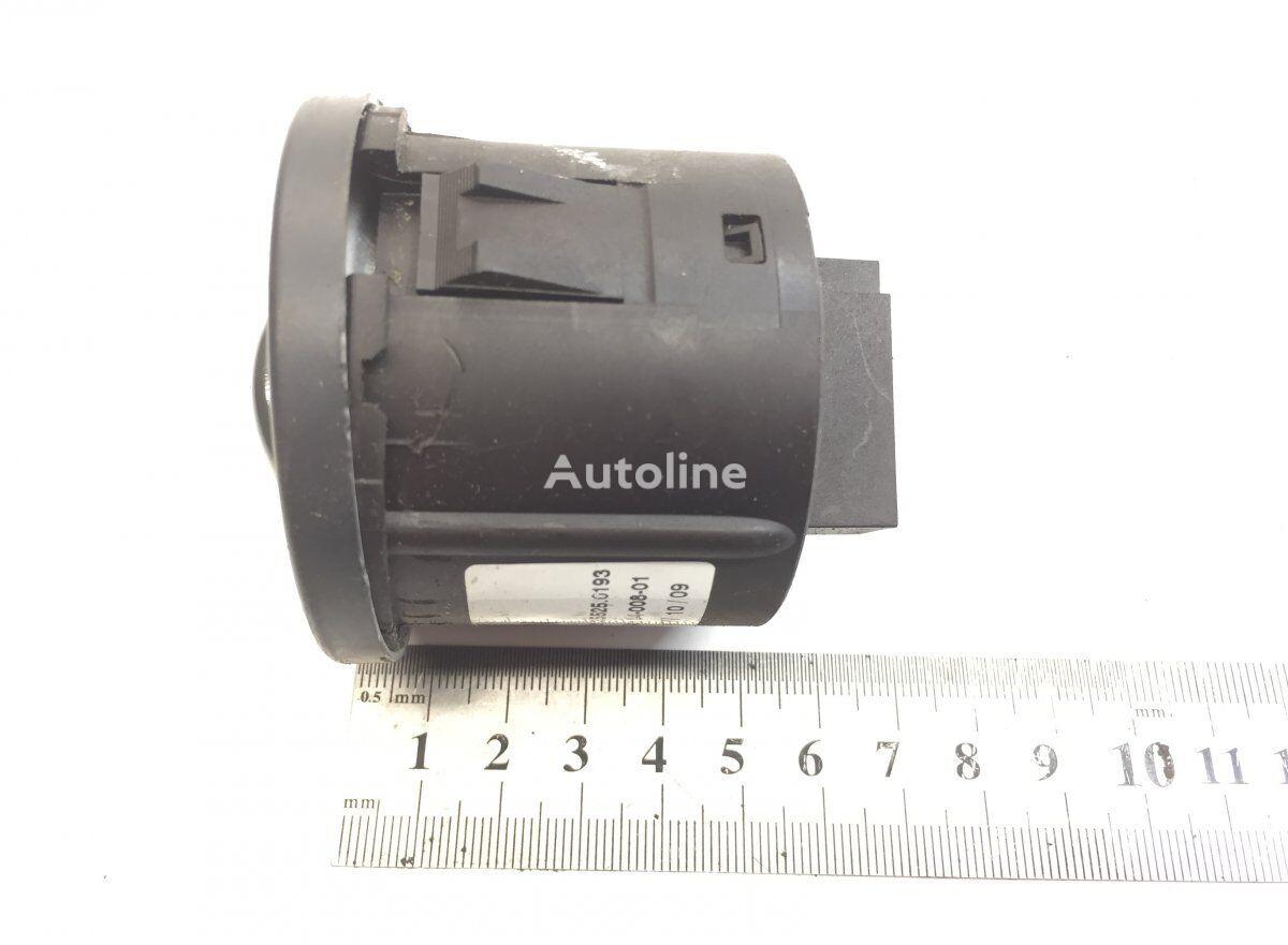 панель приборов Headlights Switch для автобуса MAN LIONS CITY A23 (01.96-12.11)