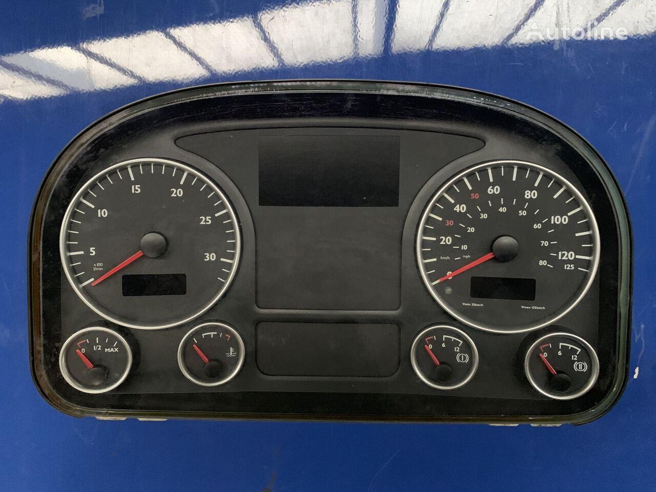 панель приборов MAN 81.27202-6229 для тягача MAN TGX