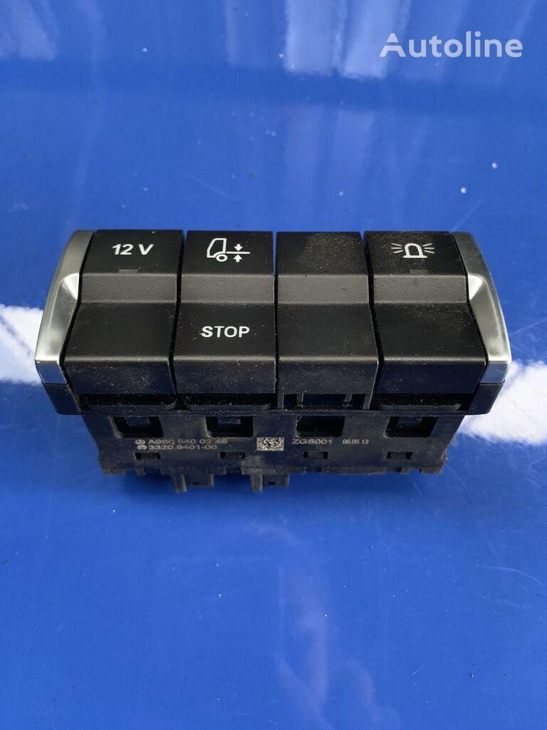 панель приборов MERCEDES-BENZ A9605400246 для тягача MERCEDES-BENZ ACTROS MP4 Euro 5