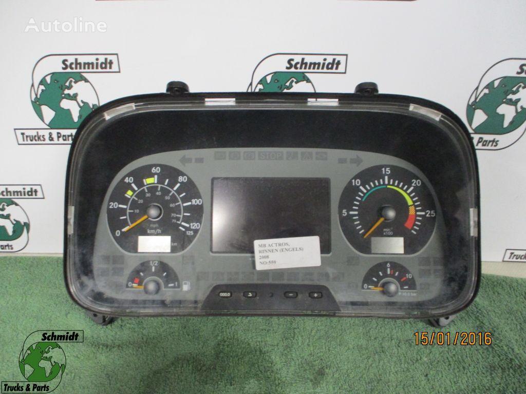 панель приборов MERCEDES-BENZ Instrumentenpaneel (A0044461921) для грузовика