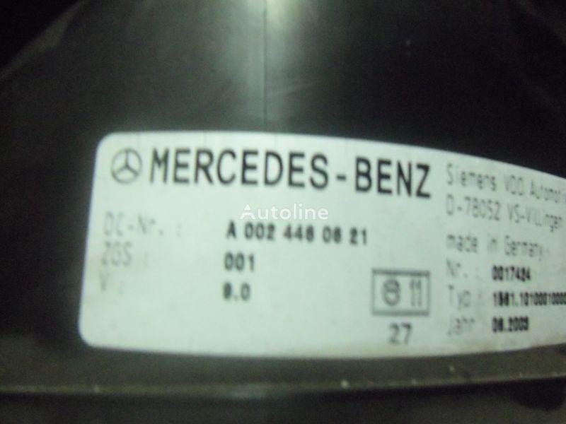 панель приборов MERCEDES-BENZ MP2, MP3, MP4, INS electronic instrument panel 0024461321 для тягача MERCEDES-BENZ Actros