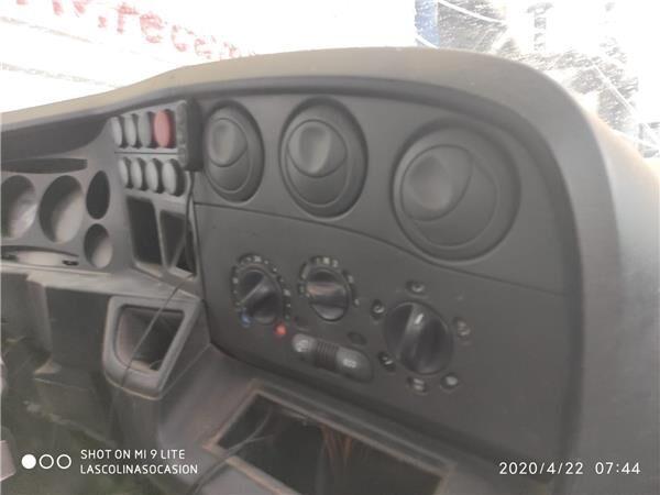 панель приборов Mandos Climatizador Iveco Daily II 35 C 12 , 35 S 12 (504057702) для коммерческого автомобиля IVECO Daily II 35 C 12 , 35 S 12