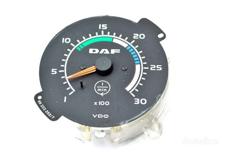 панель приборов VDO XF95 (01.02-12.06) для грузовика DAF XF95/XF105 (2001-)