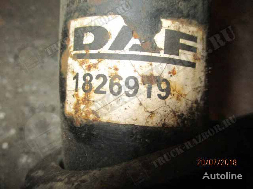 патрубок (1826919) для тягача DAF