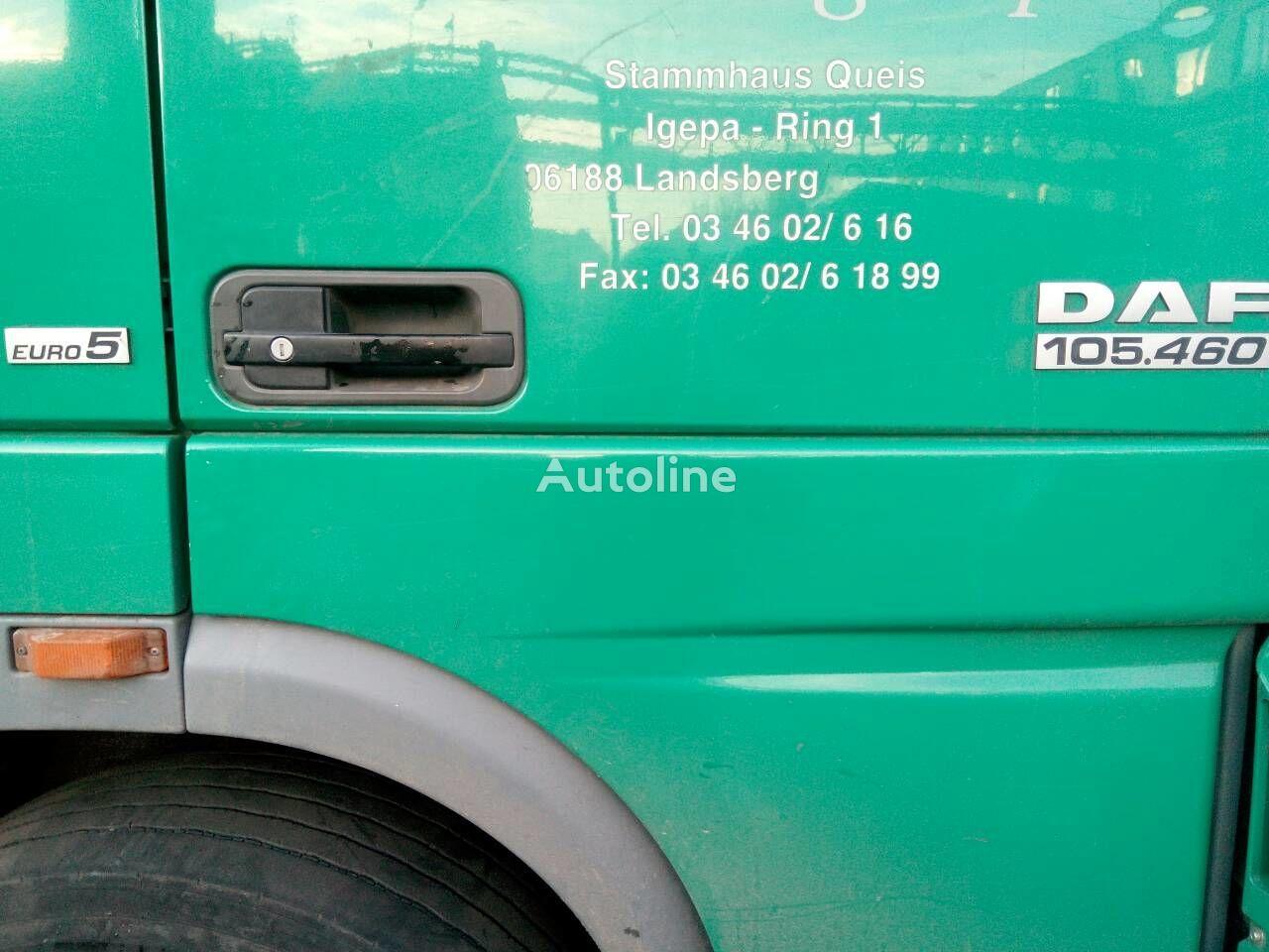 новый патрубок DAF Охлаждения ретарды двигатель 460 л.с. Коробка автомат. для грузовика DAF AS 105 XF