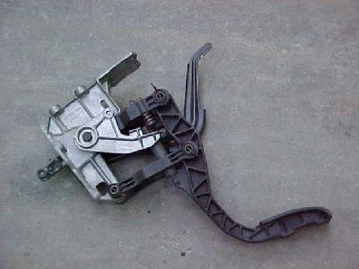 педаль акселератора для грузовика SCANIA P94