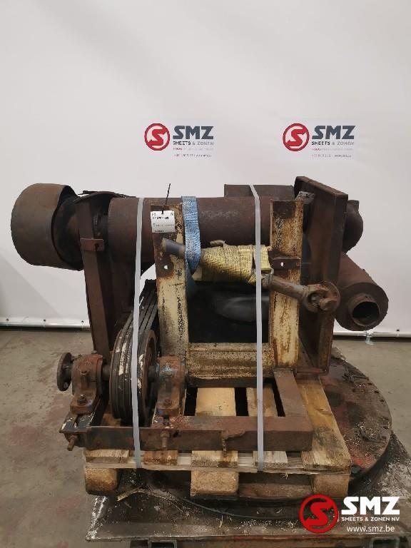 пневмокомпрессор Diversen Occ Bulk / silo compressor (H102999009) для грузовика