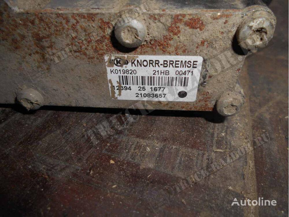 пневмокран (21083657) для тягача VOLVO