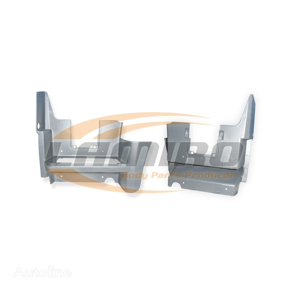новая подножка LOWER FOOTSTEP LEFT 1 STEP для грузовика MERCEDES-BENZ AXOR MP2 / MP3 (2004-2012)
