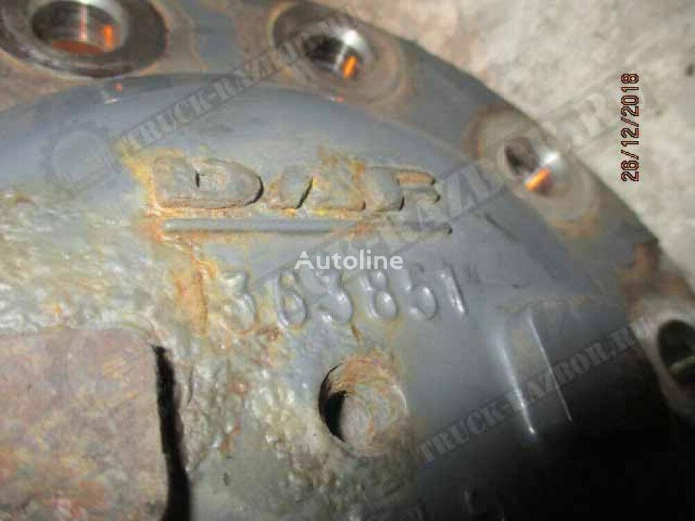 полуось с блокировкой (1363851) для тягача DAF