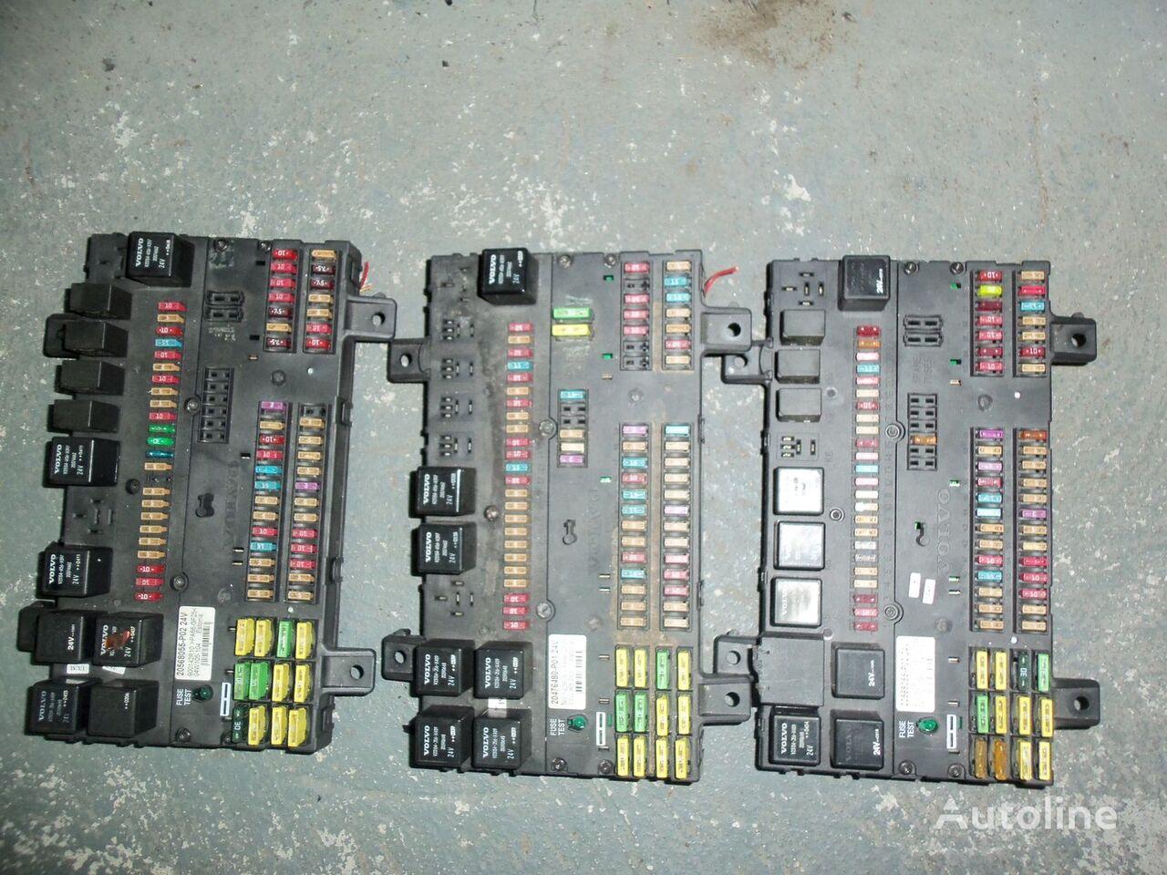 предохранительная коробка VOLVO fuse and relay center, central electrical box 20568055, 217 для тягача VOLVO FH13