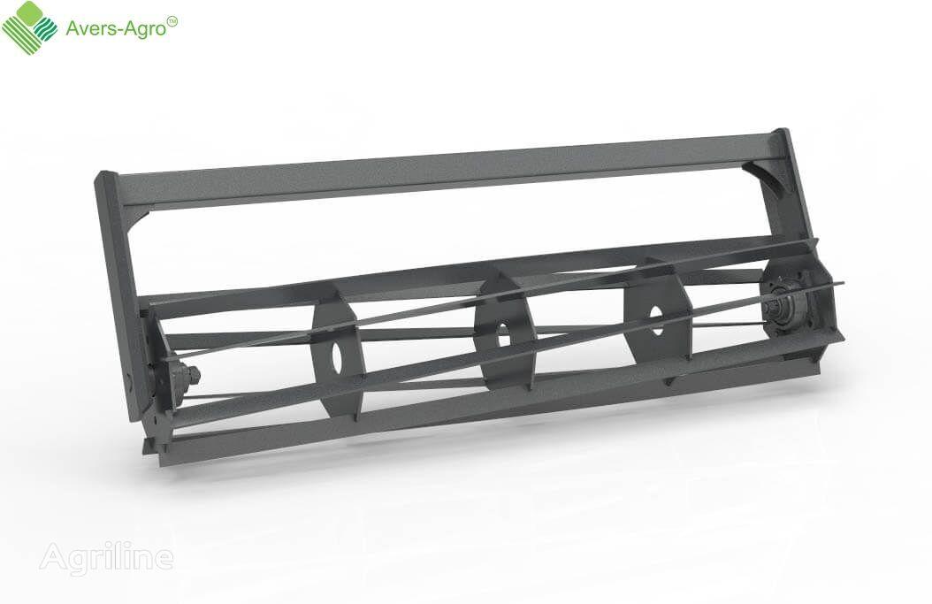 новый прикатывающий каток Avers-Agro для культиватора