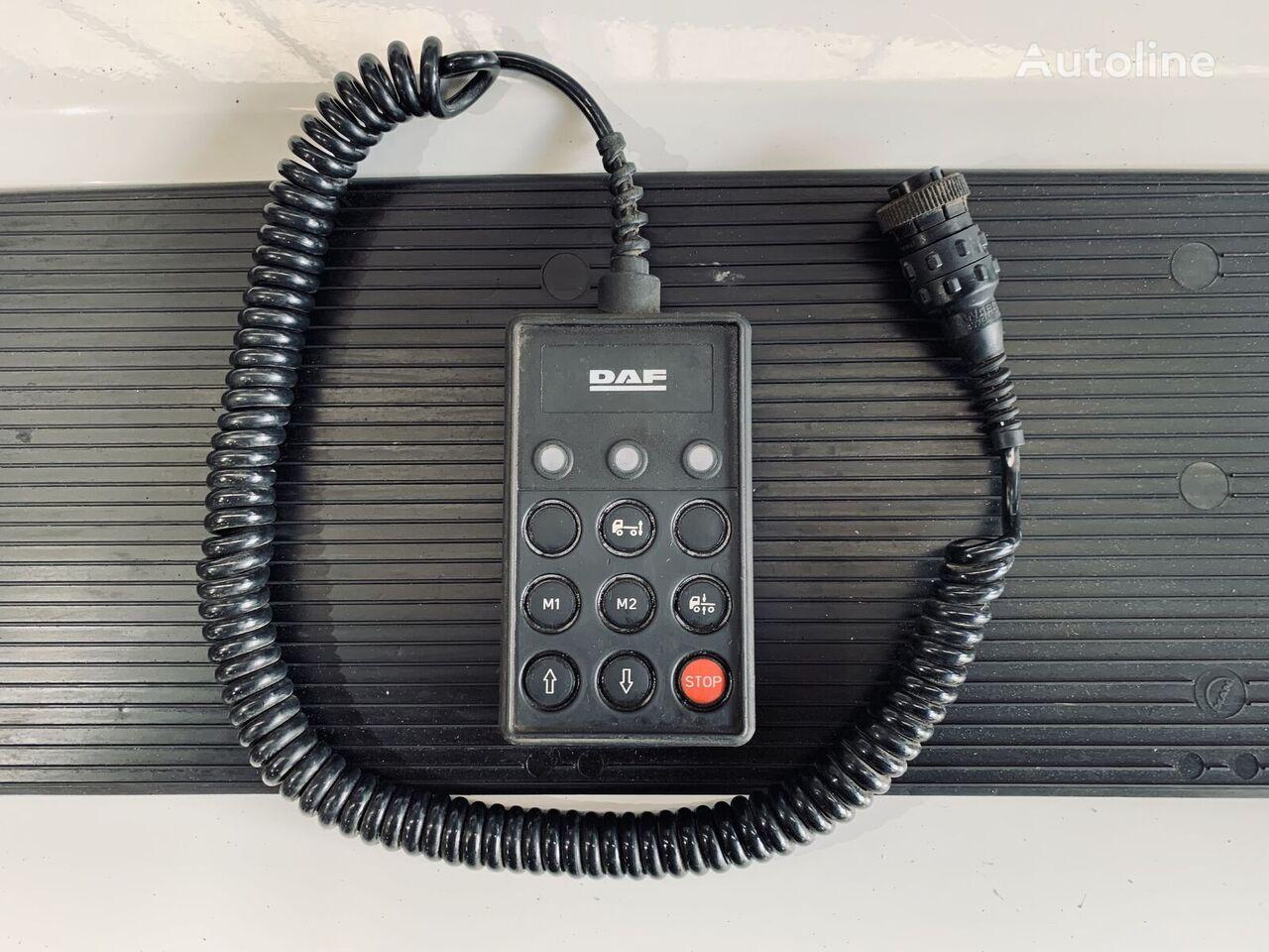 пульт управления подвеской DAF (WABCO 105) для тягача